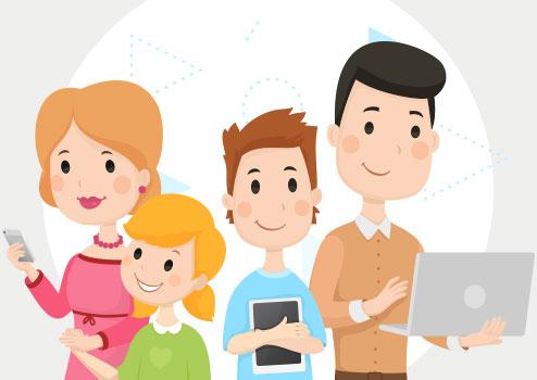 """""""Kaspersky Safe Kids"""" Una App para navegación segura de los niños en internet"""