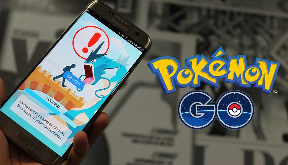"""""""Pokémon Go"""" : Un juego que tiene a todos atrapados"""