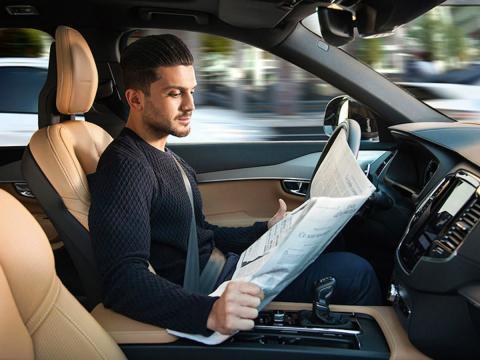 Experiencias inmersivas en vehículos autónomos: Intel y Warner Bros lo hacen realidad