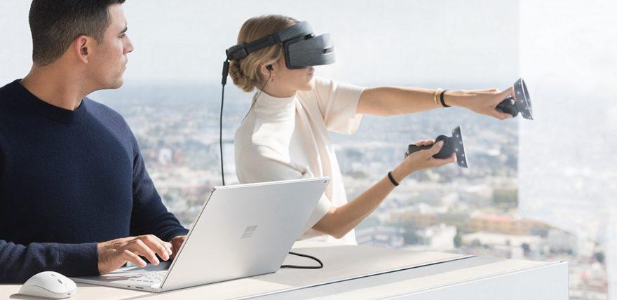 Realidad Mixta (MR):  Viviremos en un futuro con un casco en la cabeza?